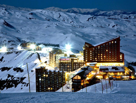 Abertura da temporada 2017 do Valle Nevado é antecipada!