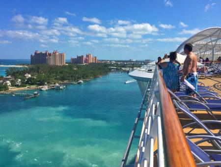 Harmony of the Seas: o maior navio de cruzeiro do mundo