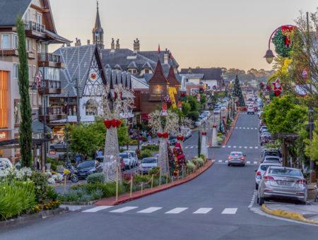 Qual a melhor época para visitar Gramado?