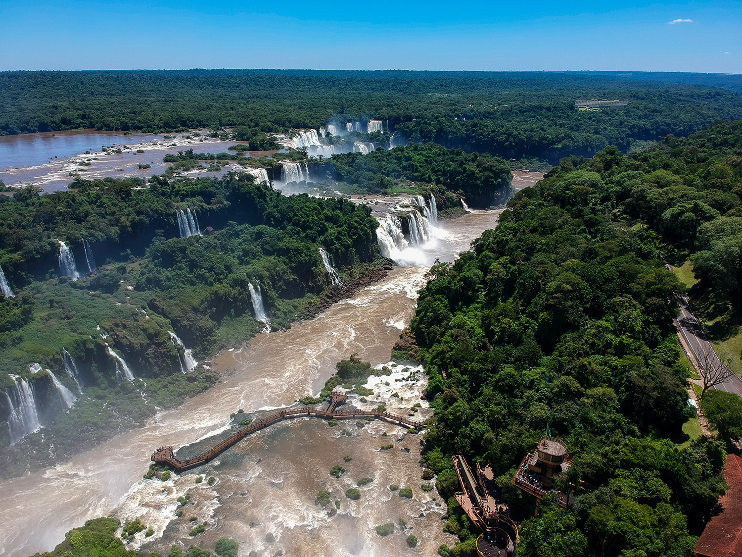 Cataratas do Iguaçu Drone