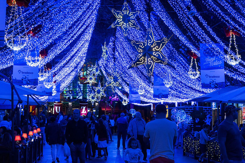 Rua Coberta - Natal Luz