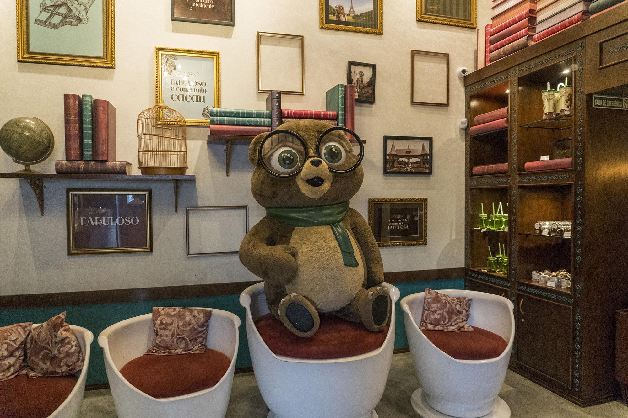 Chocolate em Gramado - Caracol