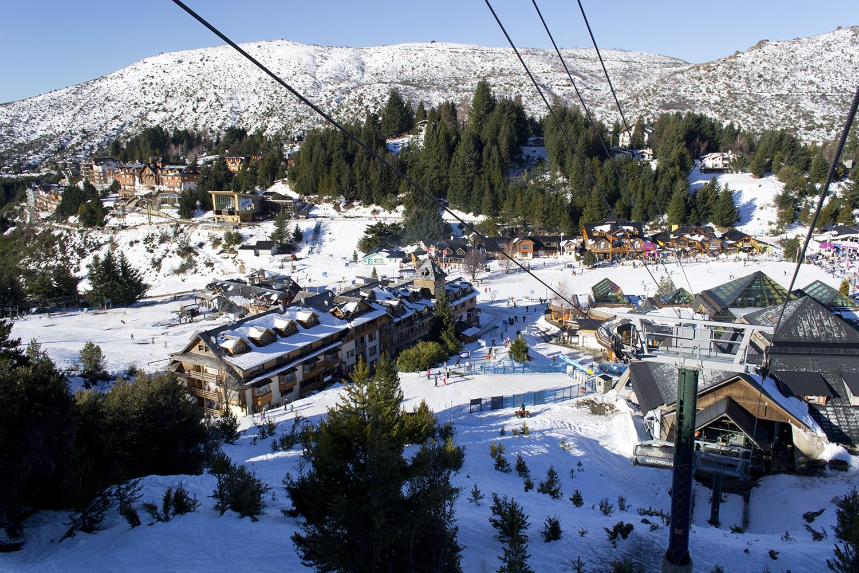 Cerro Catedral: Estação de Ski