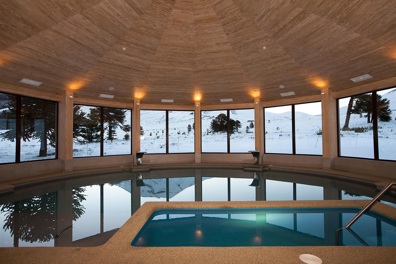 Corralco: Estação de Ski