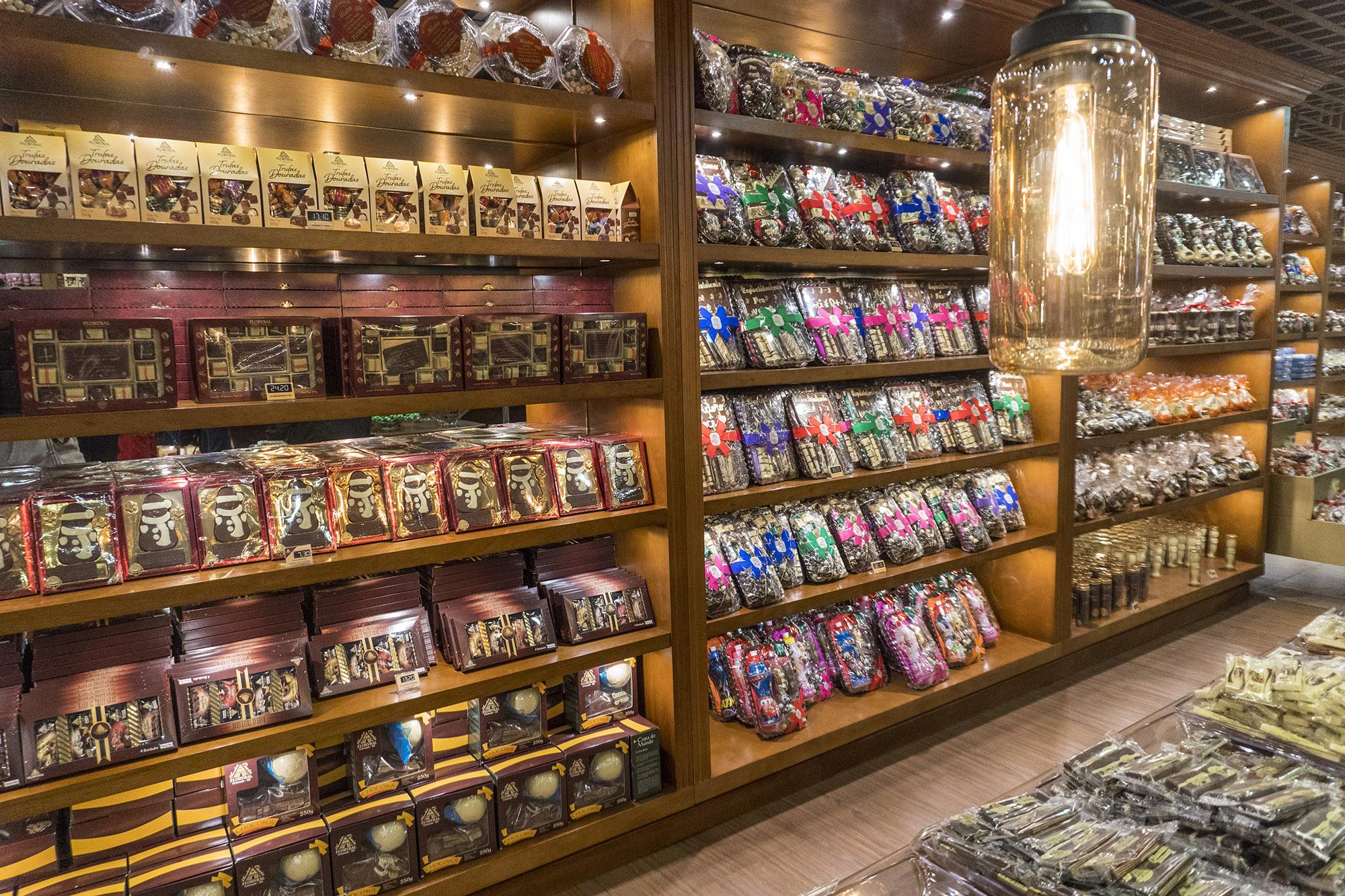 Lojas de Chocolate em Gramado - Florybal