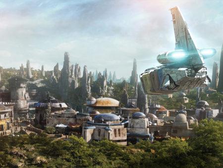 Saiba tudo sobre o Star Wars: Galaxy's Edge