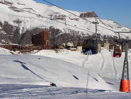 5 estações de ski para curtir na América do Sul