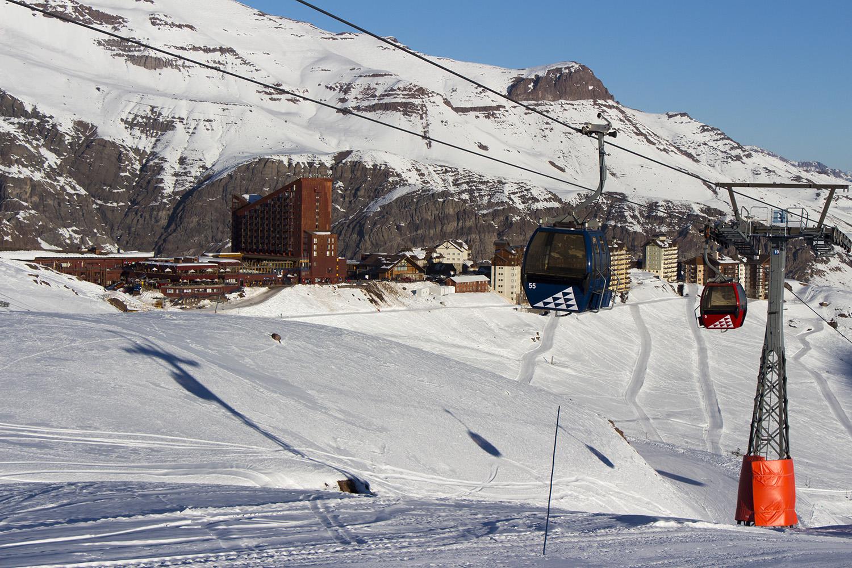 Férias em Família - Valle Nevado