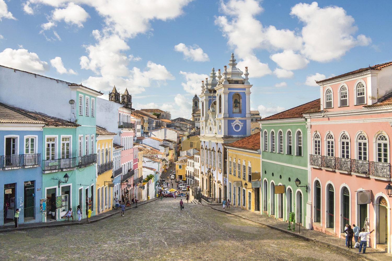 Salvador - Destinos Históricos no Brasil