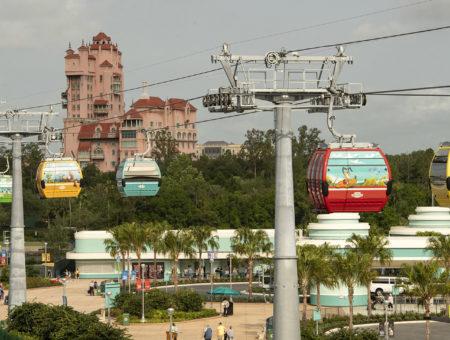 As novidades do Walt Disney World