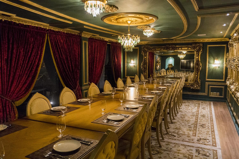 Restaurantes em Gramado - George III