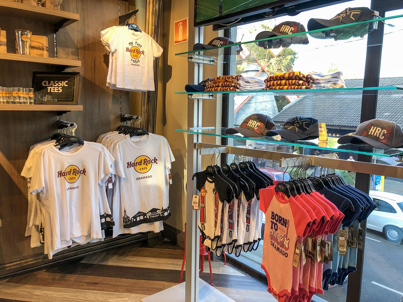 Restaurantes em Gramado - Hard Rock Cafe