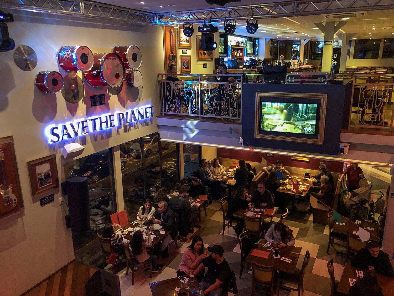 Restaurantes em Gramado - Hard Rock