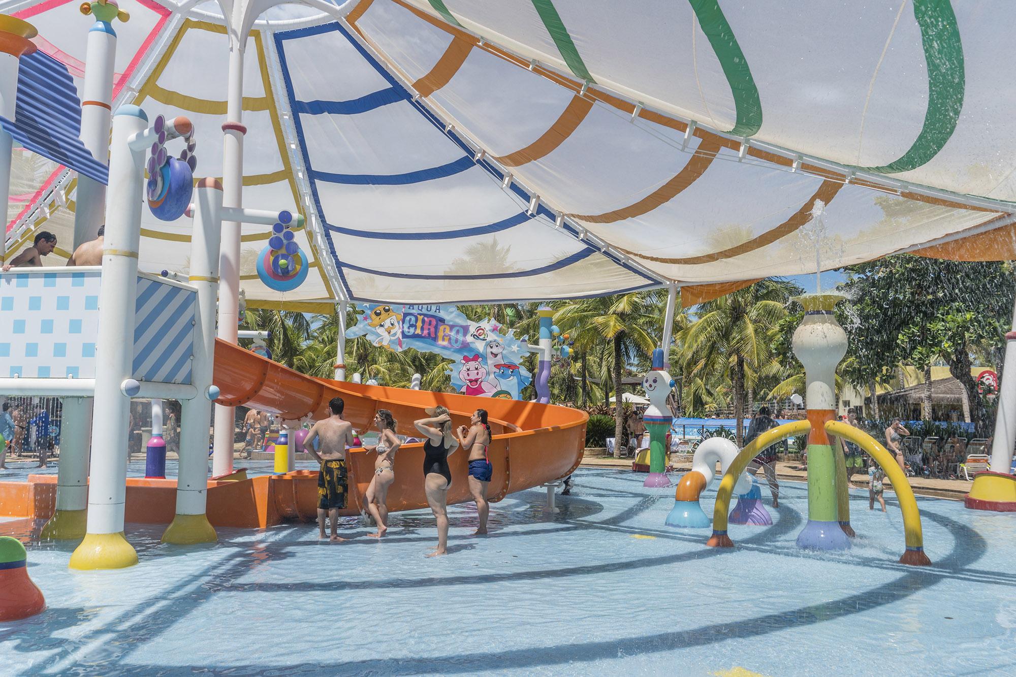 Beach Park - Aqua Circo