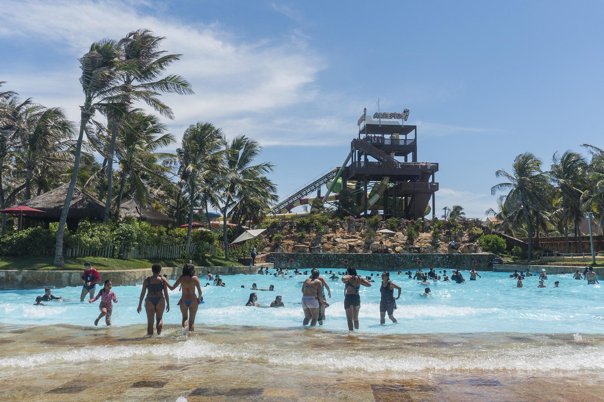 Maremoto - Beach Park