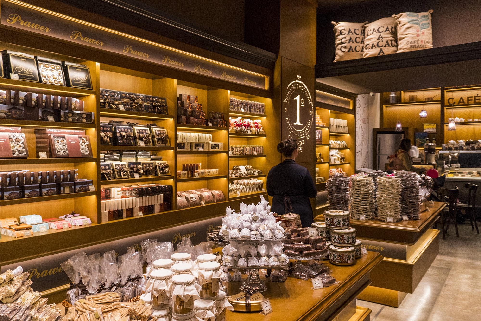 Chocolate em Gramado - Prazer