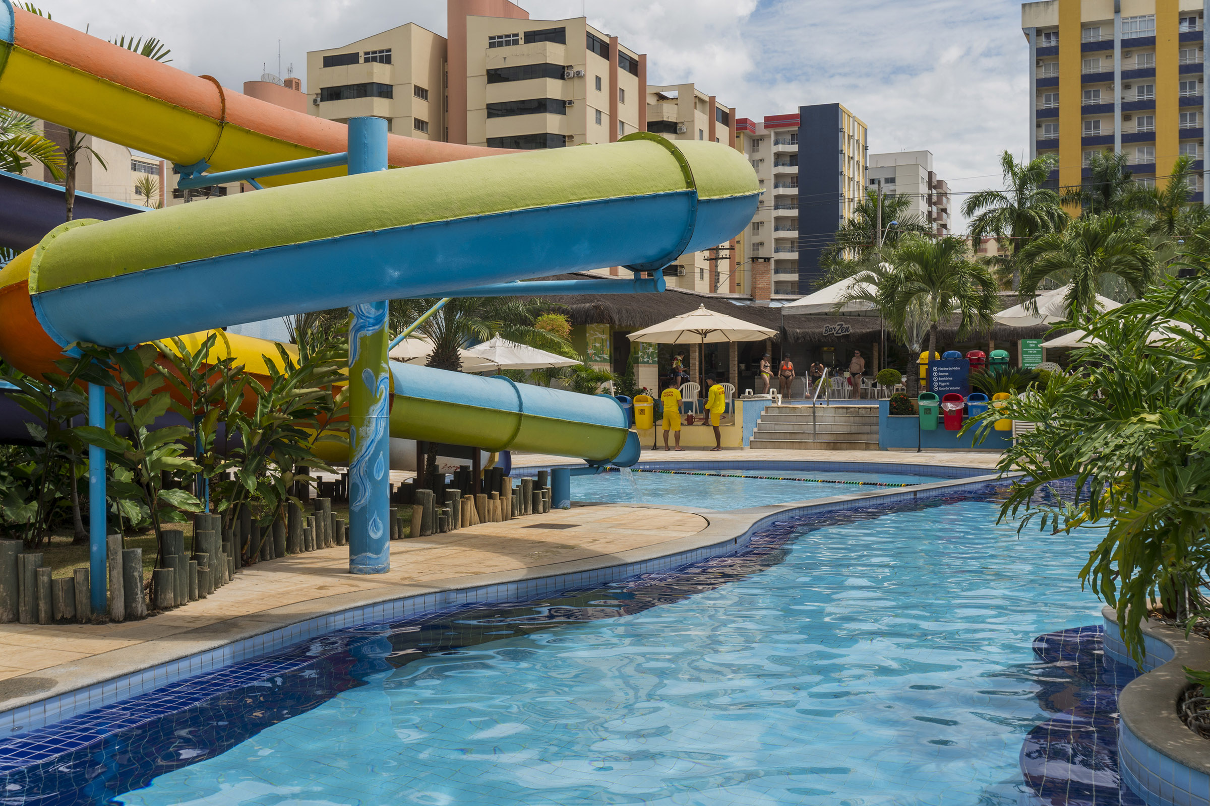 Caldas Novas - Clube Privé