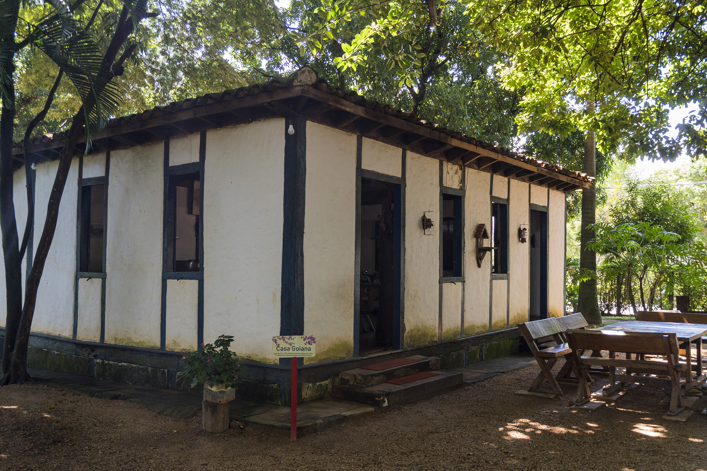 Caldas Novas - Casa Goiana