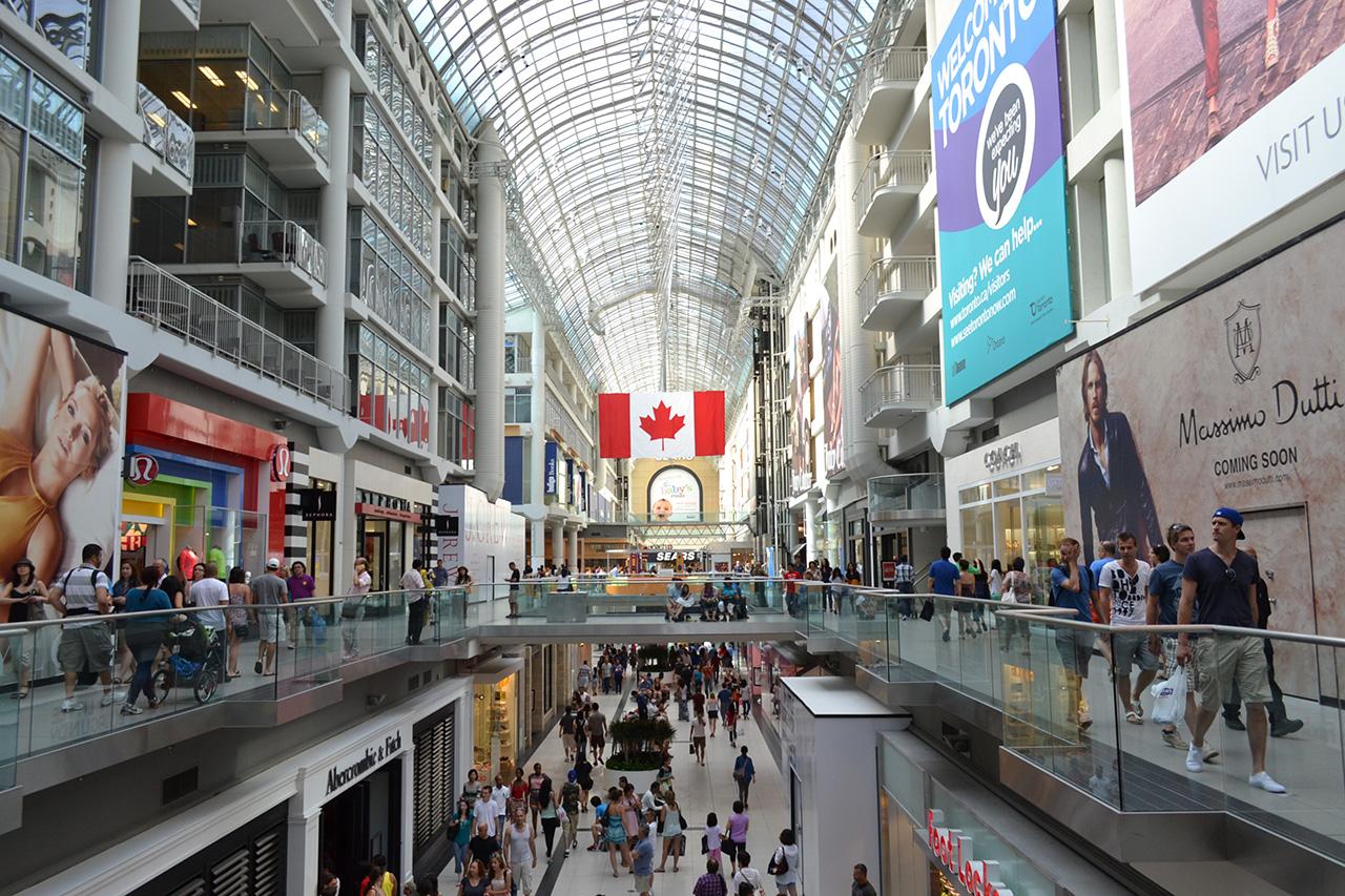 Eaton Centre - Toronto