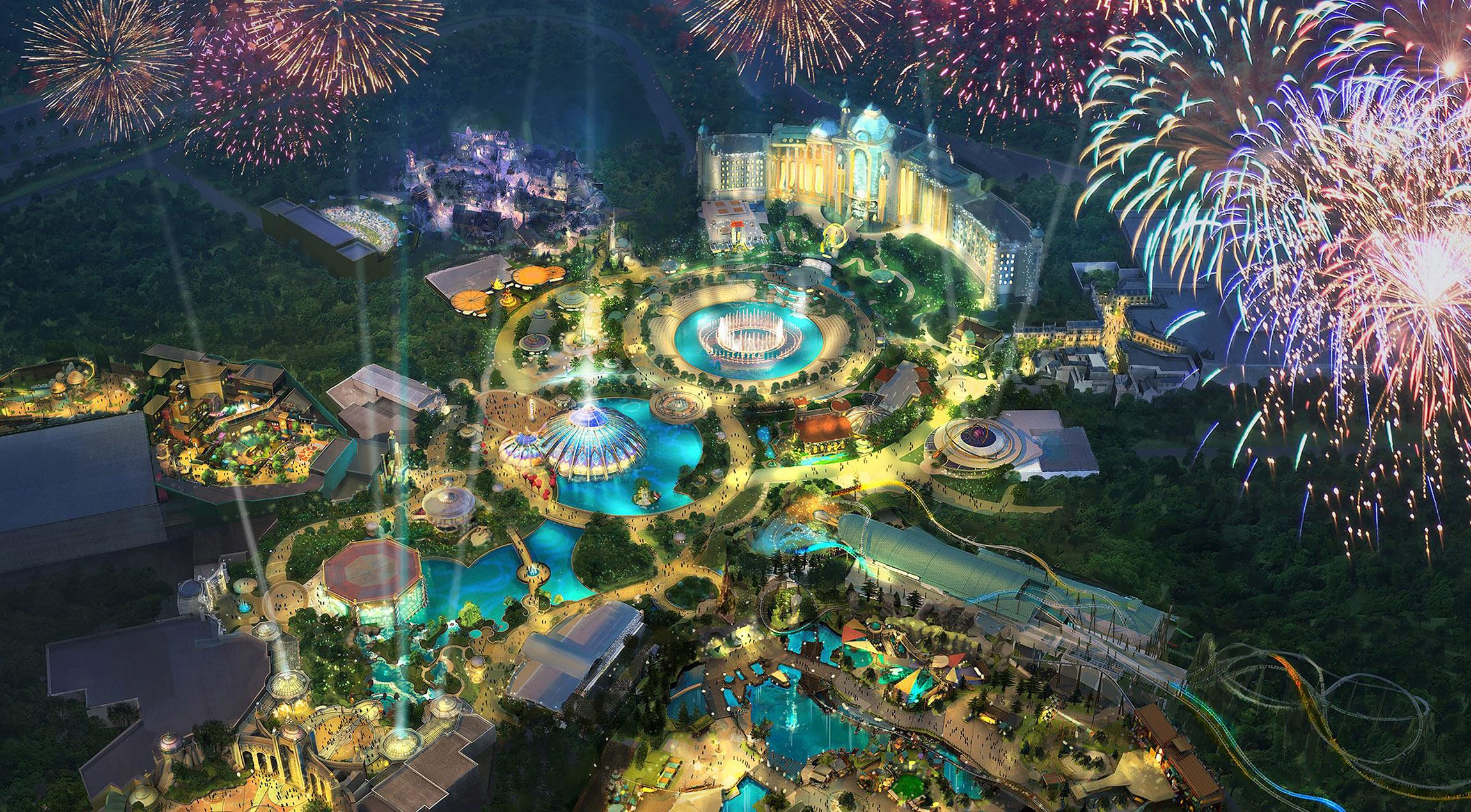 Epic Universe - Novo parque da Universal