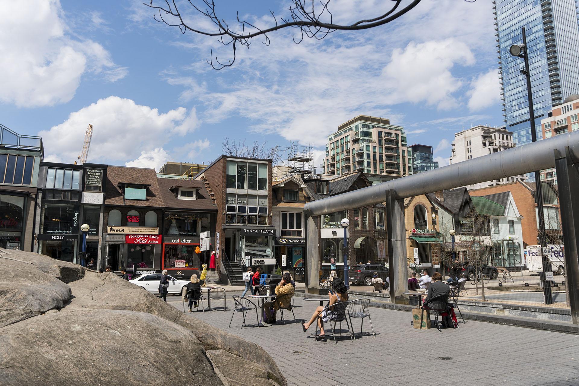 Yorkville - Toronto