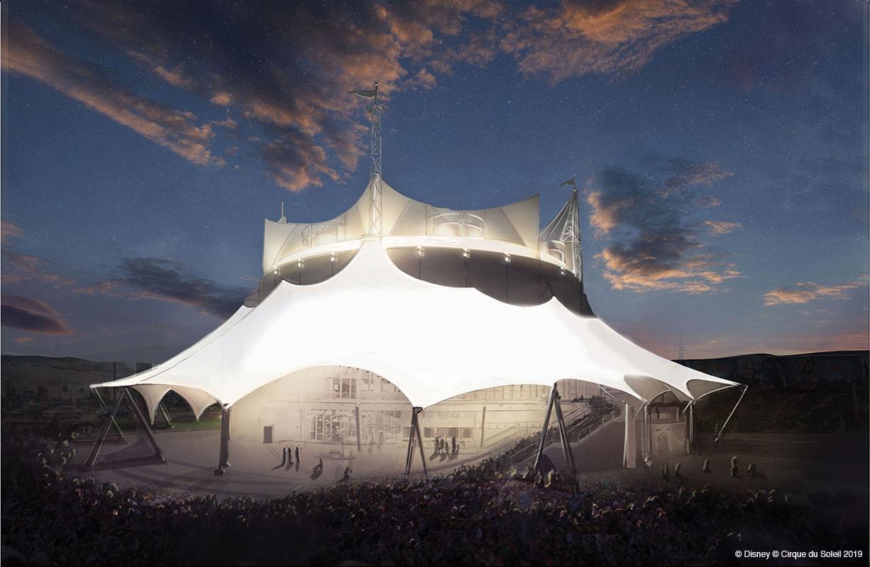 D23 Expo - Cirque du Soleil