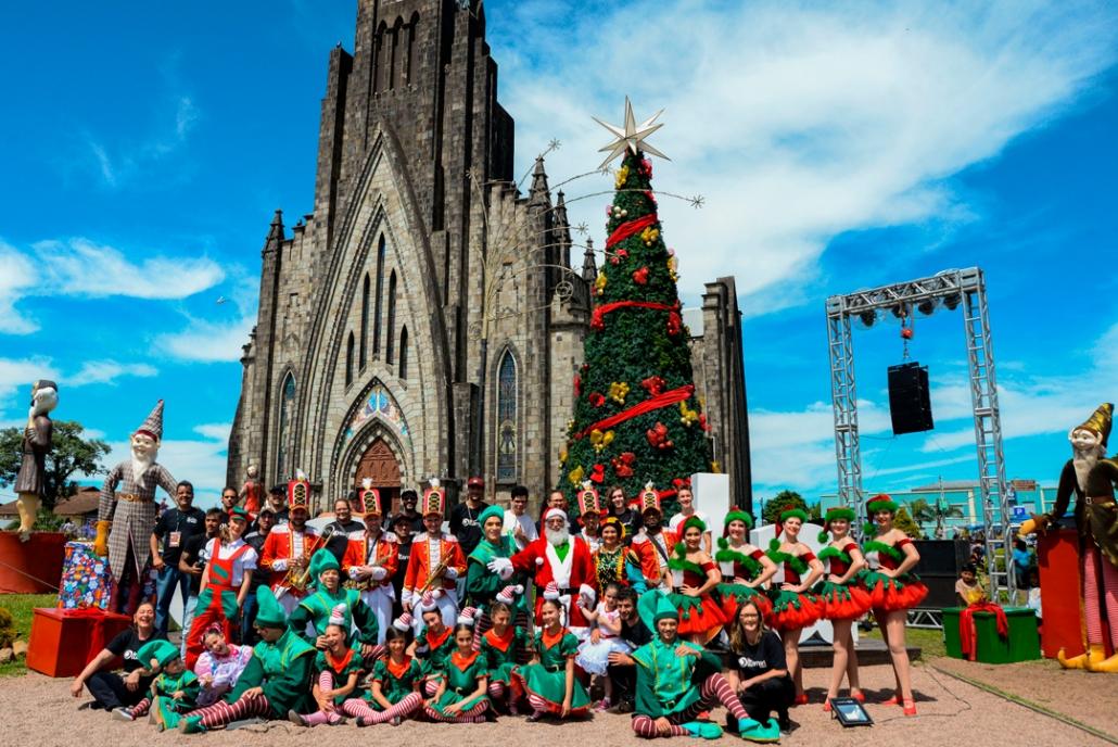 Natal de Canela - Paradinha de Natal