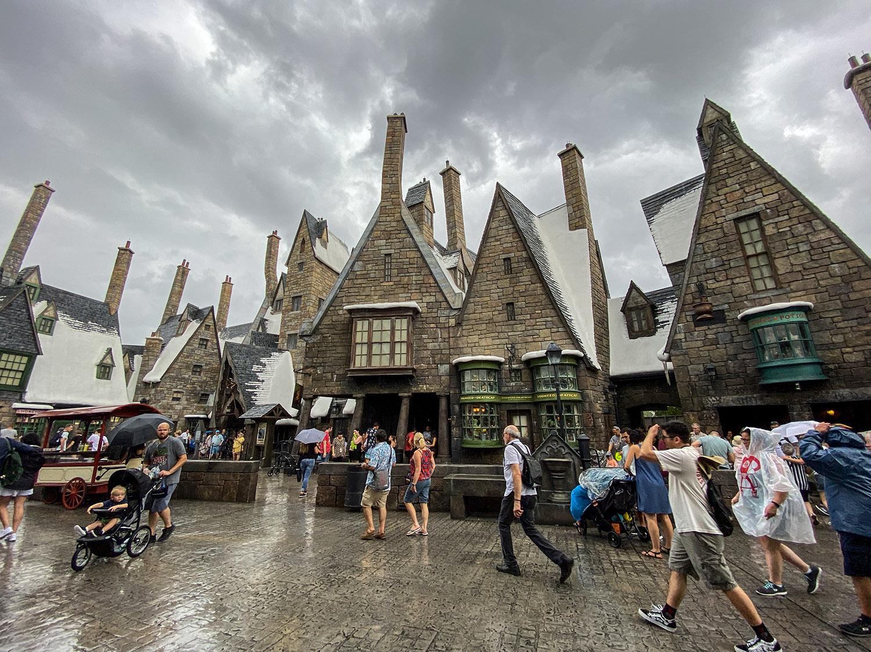 Harry Potter no Islands of Adventure