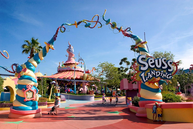 Islands of Adventure - Seuss Landing
