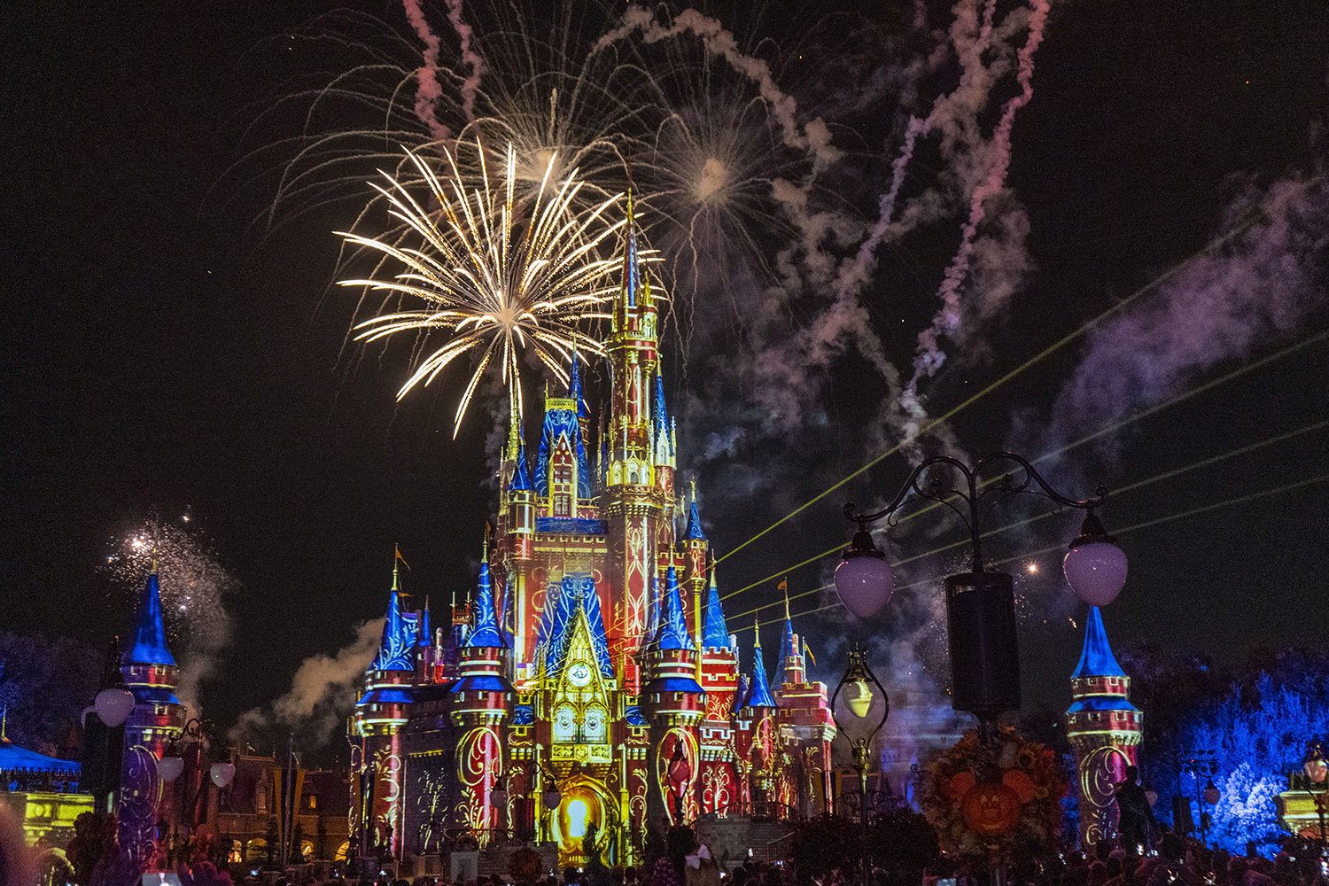 Happily Ever After no Magic Kingdom