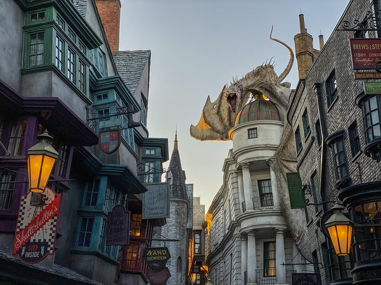 Universal Studios Orlando: Harry Potter