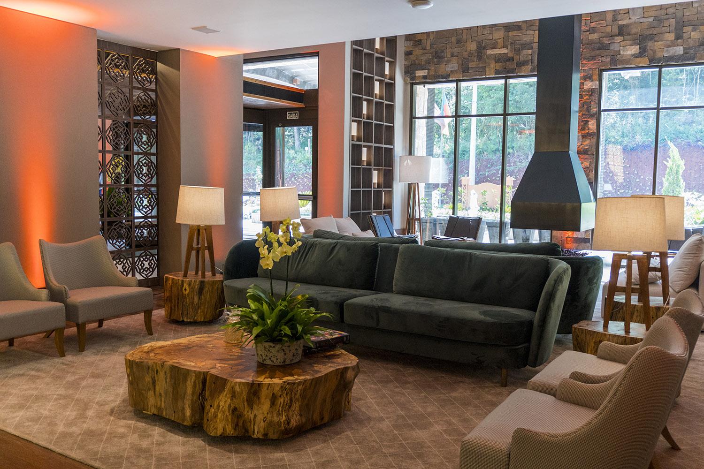 Lobby Gramado Termas Resort & Spa