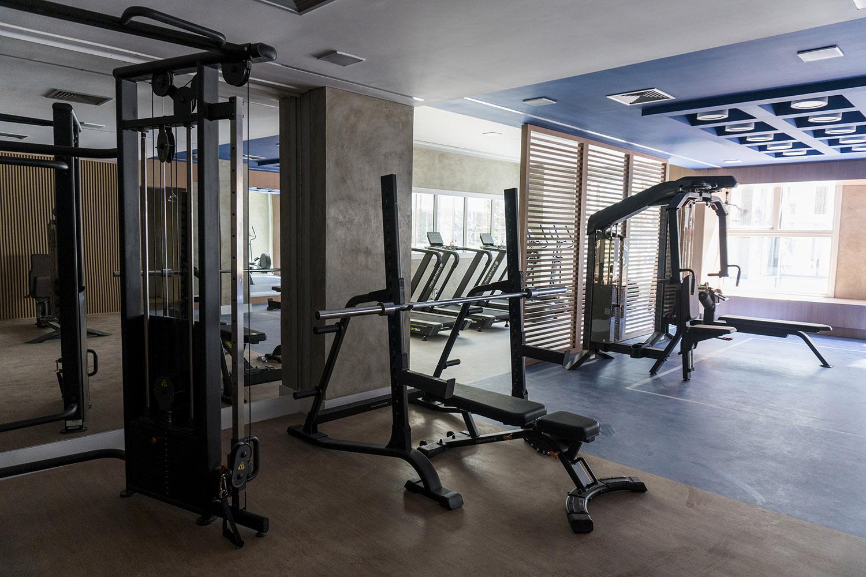 Academia Gramado Termas Resort & Spa