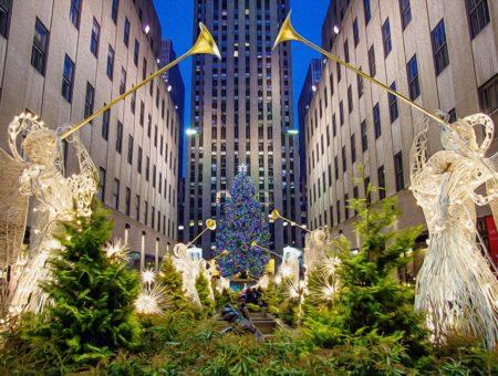 Atrações de Natal em Nova York