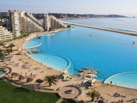 As 11 piscinas mais incríveis do mundo
